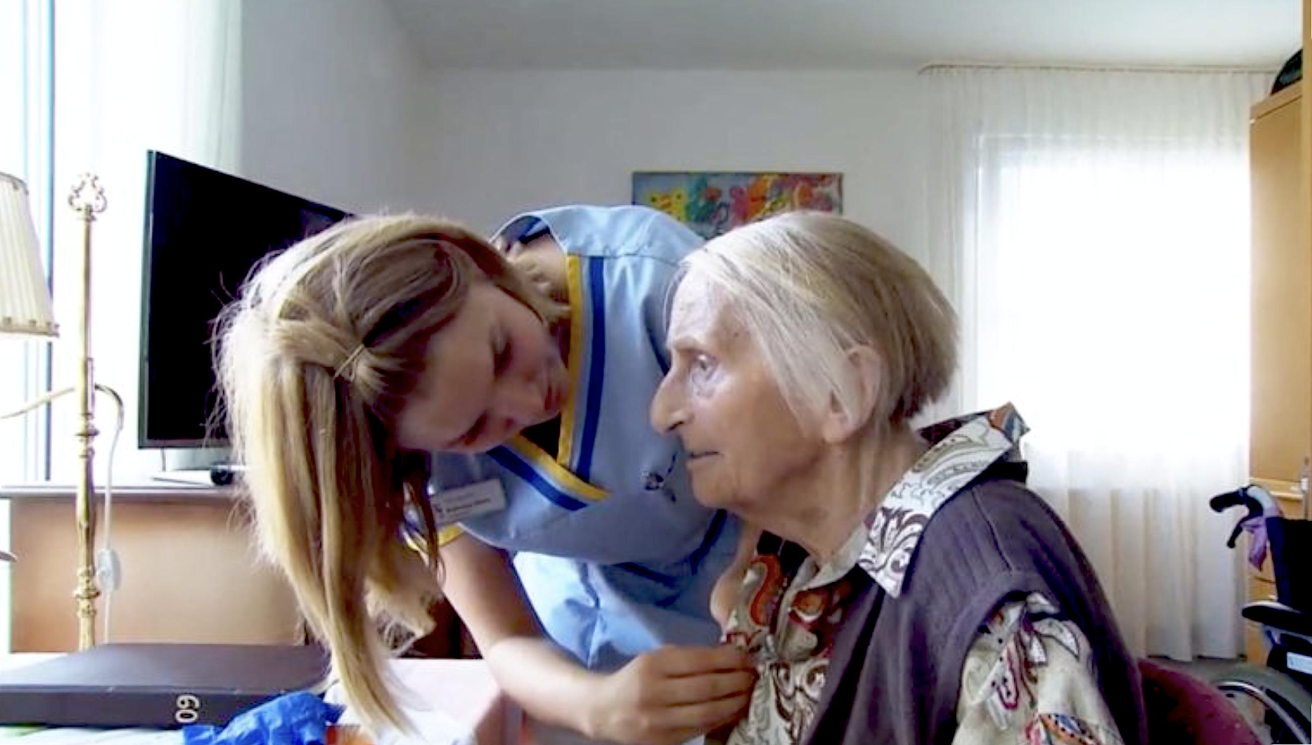 Gute Pflege – eine Frage der Haltung?