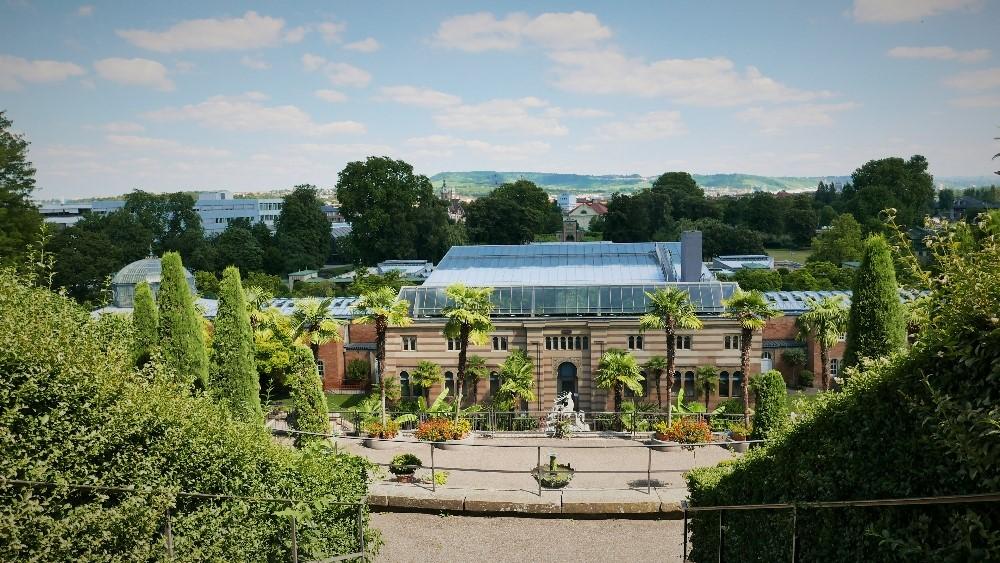 Die großen Parks und Gärten im Südwesten (AT)